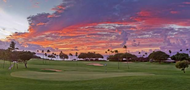 Kaanapali Golf Maui
