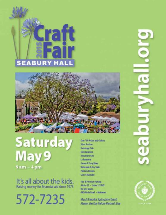 new-flyer-seabury-hall-craft-fair